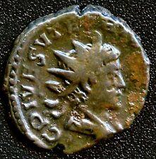 """Ancient Roman Coin """" Tetricus II """" 270 - 273 A.D. REF# S3090 19 mm Diameter"""