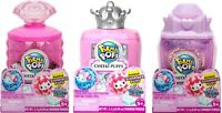 Pikmi Pops Cheeki Puffs: Medium Collectible Scented Shimmer Plush (Lot of 3)