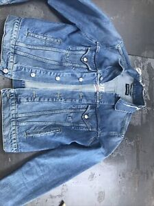 Balenciaga Mens Denim Jacket 50 Large