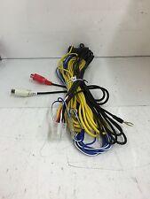 Alpine Swe-815 Subwoofer Genuine Wiring Harness Loom Wire Lead Kit