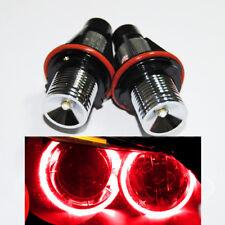 2x Red Angel Eyes LED Lights Ring Marker for BMW E39 E60 E53 E65 E83 X3 E53 X5