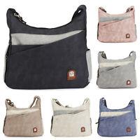 Womene's Crossbody Bag Ladies Messenger Over Shoulder Bag New UK