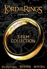 The Lord of the Rings: 3-Film Collection (3 DVD set, 2012,)