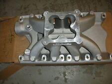 351W World Products BMP Hi perforamce Intake Manifold. 4500 Flange 9.5 deck