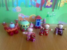 In The Night Garden Ninky Nonk & Figures Bundle - Ideal Cake Toppers/Decorations