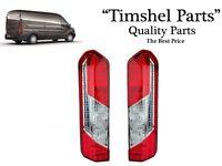 Ford Transit 2013+ Rückleuchte Set Links + Rechts Paar Hinten Licht Rücklicht