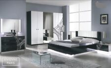 Luxurious Paris 6 Piece Italian Bedroom Set