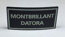 BREITLING MONTBRILLANT DATORA Plastic Plaque Display Chronograph Steel Gold OEM