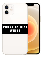"[Factice] Apple iPhone 12 Mini - 5,4"" - Blanc - Réplique Téléphone Smartphone"