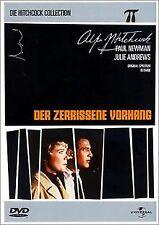 Der zerrissene Vorhang von Alfred Hitchcock | DVD | Zustand gut