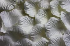 1000 x IVORY SILK ROSE PETALS WEDDING CONFETTI TABLE DECORATION UK SELLER