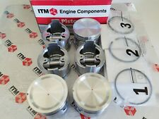 6-Pistons With Rings fits Nissan 280Z & 280ZX 1975-1979 - RY2700 .040 oversize