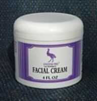 Purple Emu Facial Cream 4 oz - Moisturizer with Emu Oil for All Skin Types