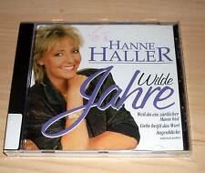 CD Album - Hanne Haller - Wilde Jahre : Augenblicke + Weil Du ein zärtlicher ...