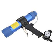 Glass Pneumatic Glue Gun Q3 310ML Air Glue Gun Silicone Glue Gun With Adjustable