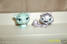 Bratz Lil Angelz Pets Petz Lot of 2 Chipmunk 286 & Green Ferret 189