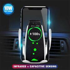 Qi Wireless Autohalterung KFZ Handy Halter mit Induktive Ladefunktion universal