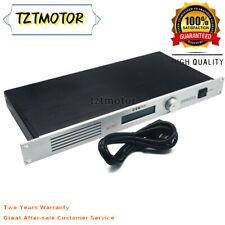 FM Transmitter 0-50W Adjustable RDS PLL Stereo Radio Broadcast Car Wireless #TZT