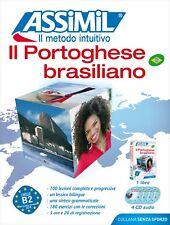Il Portoghese Brasiliano senza sforzo: MP3 - Assimil