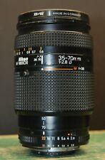 Nikon AF Zoom Nikkor 35-70mm f/2.8 D AF Lens