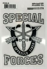 Mitchell Proffitt Special Forces Decal