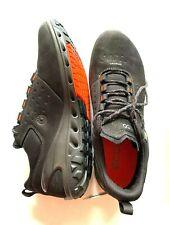 New NIB Men's ECCO Biom Venture GTX Black Leather Waterproof Hiking 7-7.5  41