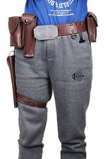 Star Wars Luke Skywalker Cinturón Ajustable Accesorios Vestuario Cosplay