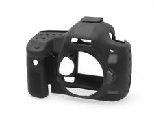 Funda para cámara - EasyCover ECC5D3, Silicona, Para Canon 5D Mark III, Negro