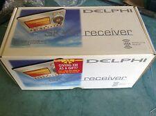 READ Delphi skyfi2 SA1000 SA10000-11B1 xm skyfi receiver SIRIUS BLURRY SCREEN