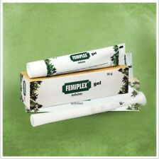 2 X Ayurveda Charak Herbal Femiplex Gel 30gm Free Shipping