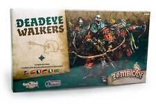Zombicide Black Plague: Deadeye Walkers - Guillotine Games 889696001993