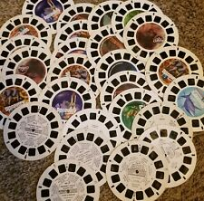 26 Reels for view master. 1961-2000s. Discovery, space,, zoo & more