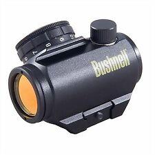 Bushnell Trophy TRS-25 1x25mm Red Dot Sight Riflescope - Matte Black