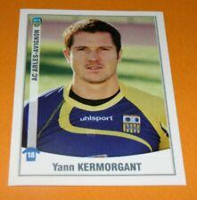 23 YANN KERMORGANT ACA ARLES AVIGNON PANINI FOOT 2011 FOOTBALL 2010-2011