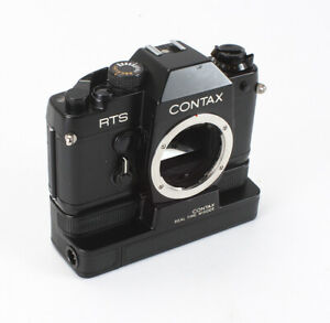 """CONTAX RTS BLACK BODY """"SCIENTIFIC/MEDICAL"""" + REAL TIME WINDER, ISSUES/199040"""
