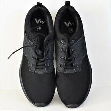 Vty Herren Sneaker schwarz Gr. 44 - NEU aus Mesh