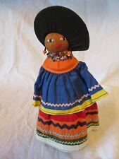 Mid-Century Vintage Seminole Indian Doll
