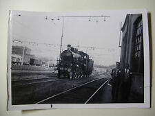 IT557 - 1972 FS ITALIA ITALIAN RAILWAY - STEAM LOCOMOTIVE No640-071 PHOTO Italy