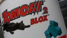 10 x 28g block - TOMCAT 2 BLOX RAT MOUSE RODENT POISON BAIT - fast post -