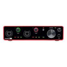 Focusrite Scarlett 4i4 USB Audio & Recording Interface