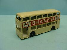 CH15/158 MATCHBOX / SERIE 75 / REGULAR WHEELS / 74 DAIMLER LONDON BUS ESSO 1/64
