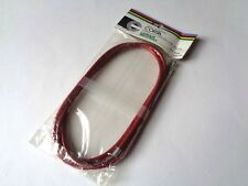 * Nos Vintage CASIRAGHI CORSA cavi dei freni ITALIANO impostato in SARONNI ROSSO (cod.4020) *