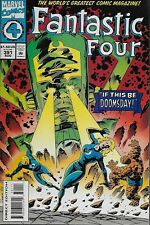 Fantastic Four (Vol.1) No.391 / 1994 Galactus / Tom DeFalco & Paul Ryan