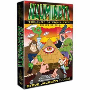 Illuminati (2nd Edition)