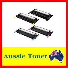 4x Toner CLT-407S for Samsung CLP-320N CLP-325N CLP-325W CLX-3185FN CLX-3185FW