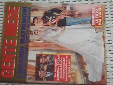 GENTE Mese_1986 n.7 _ speciale  I GRANDI MATRIMONI reali_GRACE KELLY - RANIERI