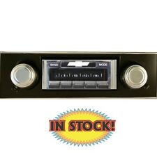 1969-77 Camaro Radio and iPod Dock USA-630 - Custom Autosound CAM-CAL-630