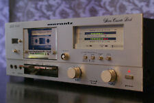 Marantz SD-3000 SD3000 vintage cassette tapedeck - NEW BELTS - 1 year warranty .