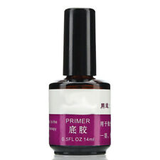 14ml UV Primer Base Gel Nail Art UV Gel Polish Acrylics BeautyessionaSS