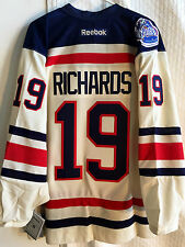 Reebok Premier NHL Jersey NEW YORK Rangers Brad Richards  Winter Classic sz 2X